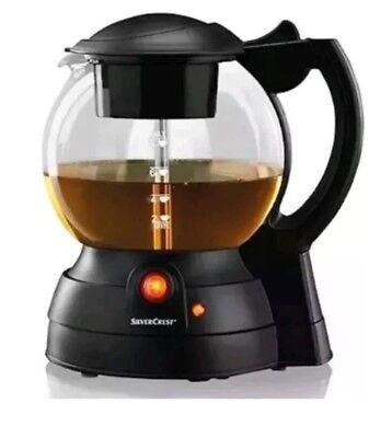 Silvercrest  Automatic Electric Glass  Smart Tea Maker 650w