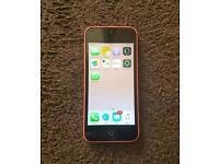 Iphone 5c pink ee orange tmobile and Virgin network