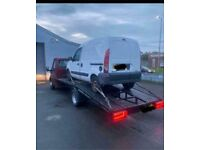Car recovery 24/7 recovery service scrap breakdown