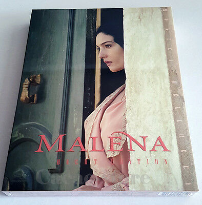 Malena (Blu-ray) Lenticular / Uncut Edition / English Subtitle / Region ALL