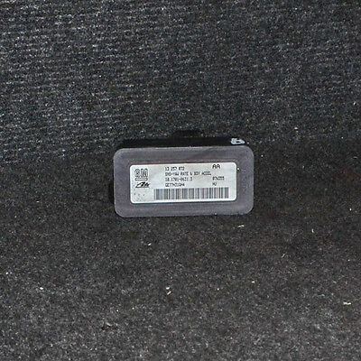 Opel Vauxhall Astra H Yaw Rate Sensor 13257072 2007