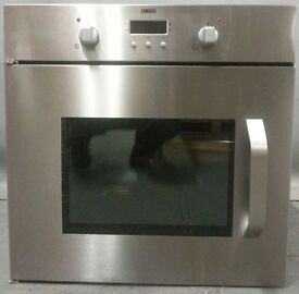 Zanussi Electric Oven ZOB550 0X2/PCC56652, 6 months warranty,Delivery available in Devon/Cornwall