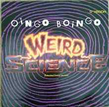 Oingo Boungo weird science vinyl record St Johns Park Fairfield Area Preview