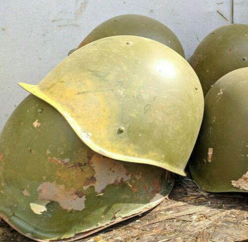 Combat Steel Helmet Original USSR Modification 1960 Old Stock