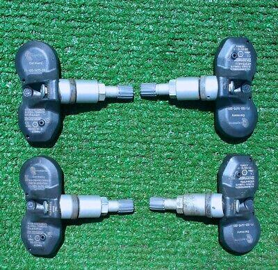 Factory Aston Martin Wheel TPMS Set of 4 OEM Tire Pressure Sensors CD23360671CA