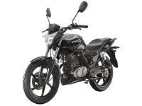 KSR Moto Worx 125cc - 2 Years Parts & Labour Warranty - 0% Finance Available