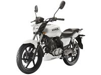 NEW KSR WORX 125CC,OWN THIS FOR £8.25 PER WEEK