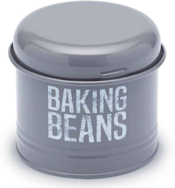 Paul Hollywood Bakeware 500g Loose Ceramic Blind Baking Beans & Storage Tin