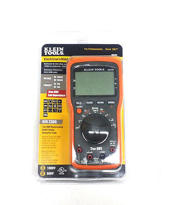 Klein Tools Mm2300 Electricians Hvac Multimeter