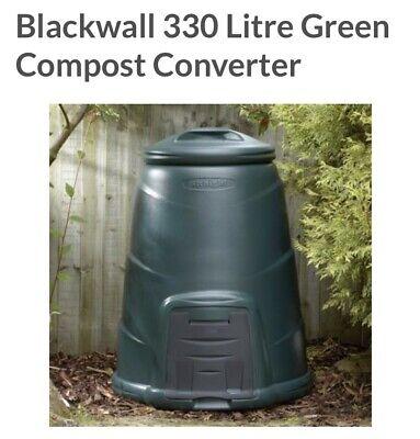 330L Compost Bin / Composter Converter - Green