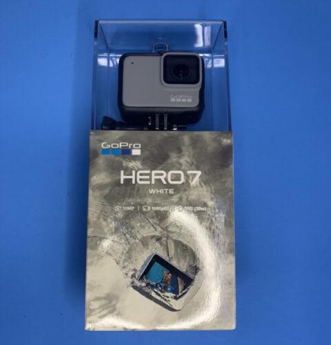 BRAND NEW GoPro HERO7 White Waterproof  Action Camera CHDHB-601-RW