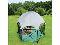 Pop 'N Play Ultimate Playpen with Sun Canopy