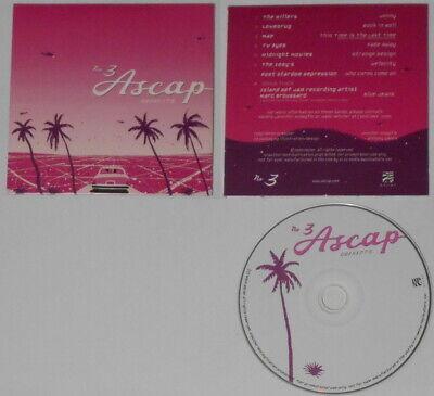 The Killers, Lovedrug, Marc Broussard, Mae, TV Eyes, The Izzy's  U.S. promo cd segunda mano  Embacar hacia Mexico