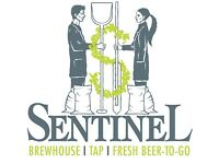 Sheffield's most exciting new brewery Sentinel Brewing Co. is seeking a Sales Account Executive