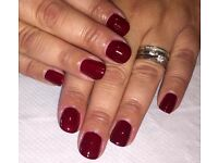 CND Shellac nail technician