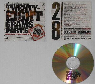 Jay-Z, Lil Wayne, The Game f. Kanye West, Stile P, Nas, Mase - U. S. Promo CD