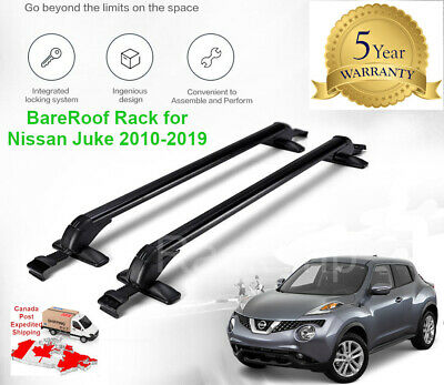 Car Top Roof Rack Cross Bar Door Frame for Nissan Juke 2010-2019
