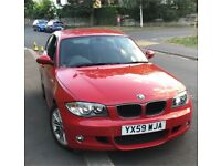 2009 59 BMW 116d M sport 68k miles £30 road tax MOT till Sep 2019