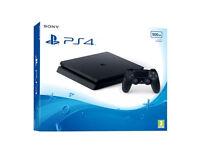 PlayStation 4 Slim 500GB Brandnew Sealed
