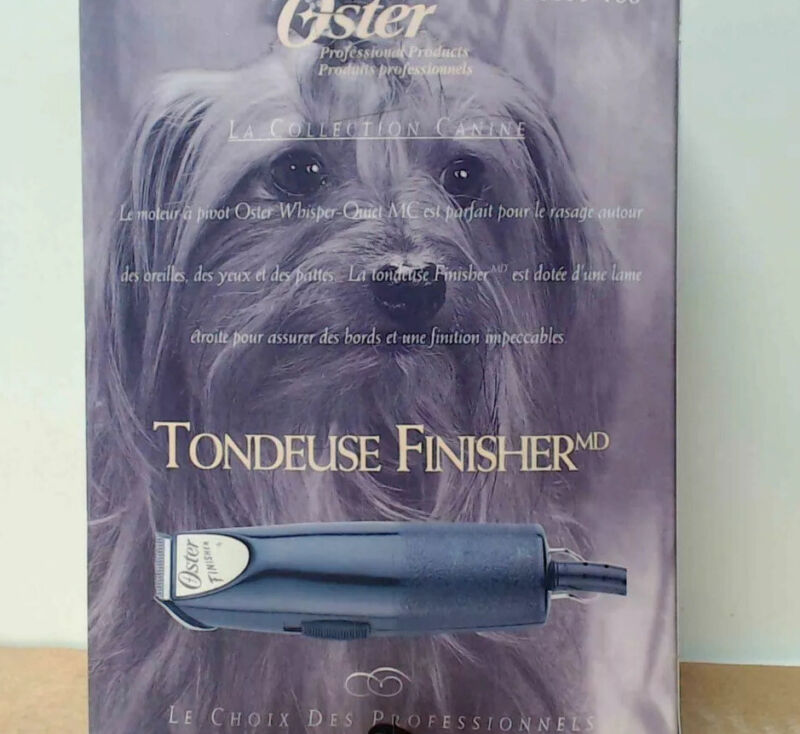 Oster Finisher Trimmer for Pets