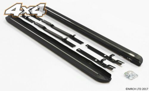 For Nissan Qashqai 2007 - 2013 Side Steps Running Boards Set - Type 4