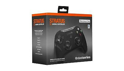 SteelSeries Stratus XL Wireless Game Controller Gamepad for Apple TV, iOS, & Mac