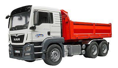 bruder 03765 MAN TGS Kipp-LKW - NEU und OVP -