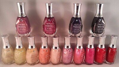 Sally Hansen Diamond Strength No Chip Nail Color  Buy 2 Get 1 Free Add 3 To Cart