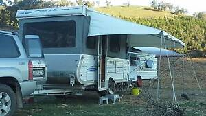 Awning, Bag Type, suitable for Camper, Caravan or Motor Home ... Allambie Heights Manly Area Preview