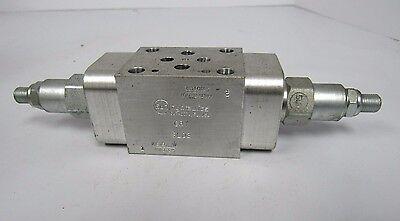 Sun Hydraulics Gby 9l03 Flow Control Valve