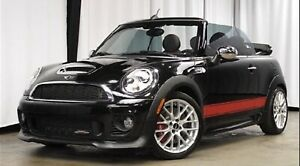 2013 MINI Cooper Convertible JCW 2dr - RARE Fully Loaded