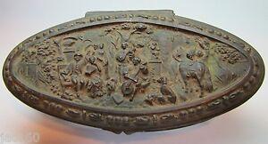 Antique-Jenning-Brothers-Victorian-Era-Trinket-Casket-Dresser-Top-Box-ornate