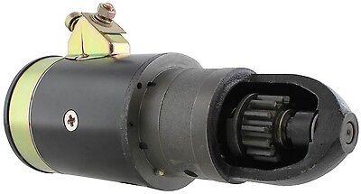 New Usa Built Starter Allis Chalmers Bc 1940-56 6v 14 Tooth 1107043 79001778-4
