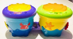 Fisher Price Drum on Roll toy Stanhope Gardens Blacktown Area Preview