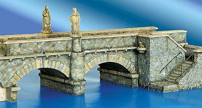 PLUS MODEL #187 Stone Bridge / Steinbrücke aus Keramik in 1:35