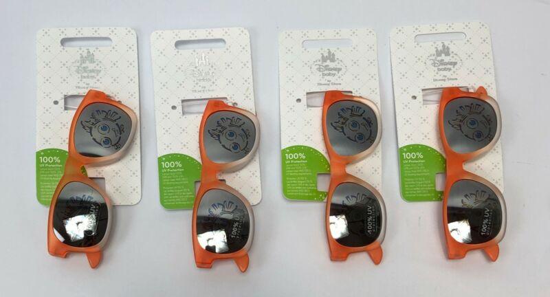 Set of 4 Disney Baby Authentic Nemo Sunglasses in Orange 100% UV Protection