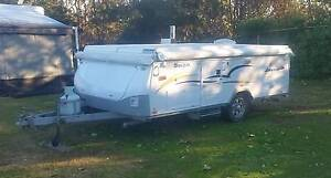 Jayco SWAN with HOT WATER & EXTERNAL SHOWER 2008 Inverloch Bass Coast Preview
