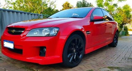 2008 Holden Commodore SS look SV6  Como South Perth Area Preview
