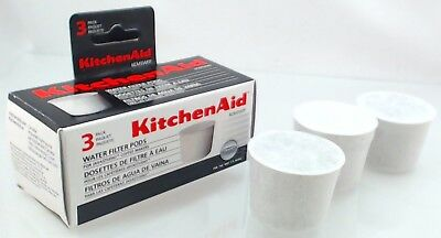 KCM5WFP - KitchenAid 3 Pack of Coffee Maker Water Filter Pod