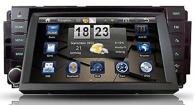 Android Autoradio Naviceiver beweglich Bildschirm GPS Navi: Jeep Grand Cherokee (Jeep Grand Cherokee Radio-bildschirm)