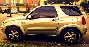 Toyota RAV4 Cruiser 2002 Rego Till September Kogarah Bay Kogarah Area Preview