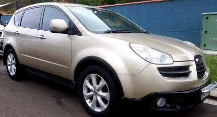 Subaru Tribeca, A/W/D. 77,000km. 7 seats, as new.