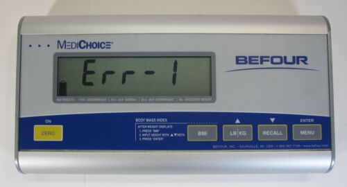Befour SCAL17MC BMI Portable Scale Display Monitor