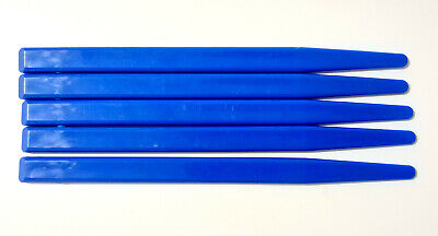 Dental Cement Mixing Spatula Abs Plastic Spatula For Glass Ionomer Cement