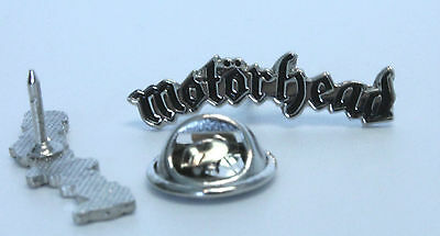 Metalpin MOTÖRHEAD LOGO BLACK  MBA 164