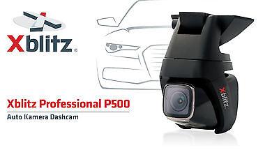 XBLITZ P500 Profi Dashcam Auto Kamera FULL HD G-Sensor Überwachung Car Blackbox