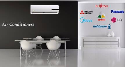 Split Air Conditioner - All Major Brands (Product + Installation) Hoppers Crossing Wyndham Area Preview