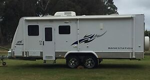 2011 Jayco BASESTATION / OUTBACK MODEL Sutton Forest Bowral Area Preview