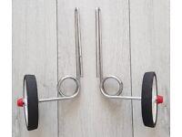 Sprung Trainer Stabilisers Wheel