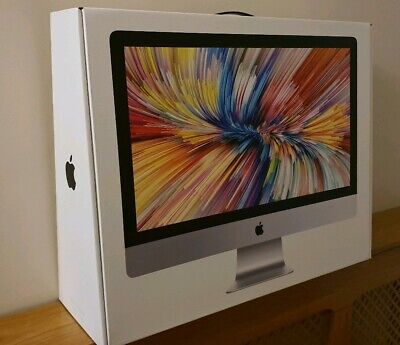 "Apple iMac 27"" Desktop 5K Retina 3.8GHz 8gb i5 2tb Fusion  MNED2B/A Faulty. New"